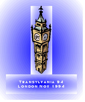 Transylvania '94 Oct 1994