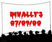 Divally's, Glasgow 07/09/00