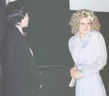 Brad & Janet?